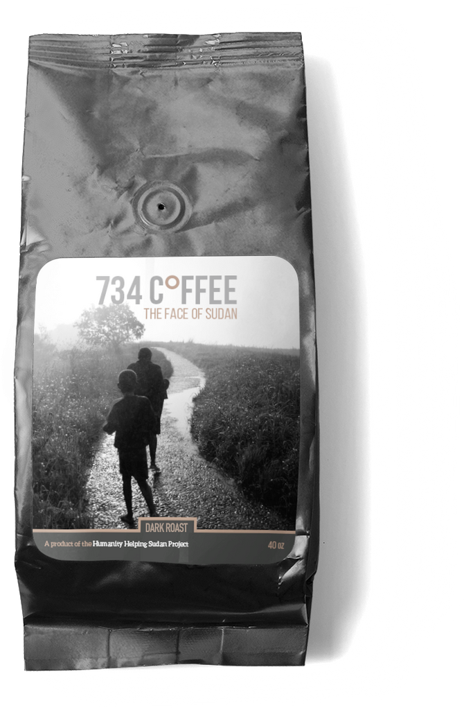 Grande 734 Coffee - Dark Roast