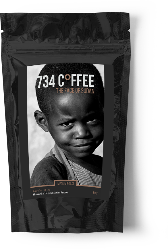 Medium 734 Coffee - Medium Roast