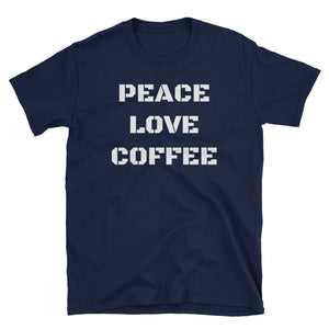 Load image into Gallery viewer, PEACE & COFFEE  SHIRT