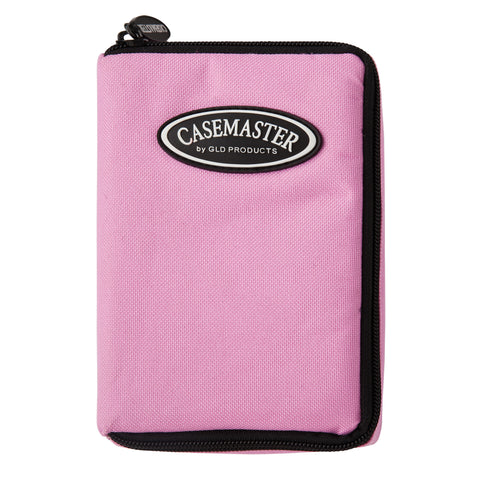 Casemaster Select Pink Nylon Dart Case