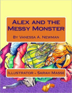 Alex and The Messy Monster Book