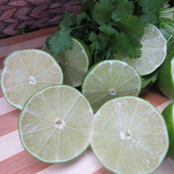 Citrusy, Exotic, Bright: It Must Be the Lime Coriander Talking