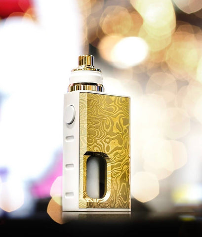 Jaybo Luxotic BF Box Mod Limited White/Gold