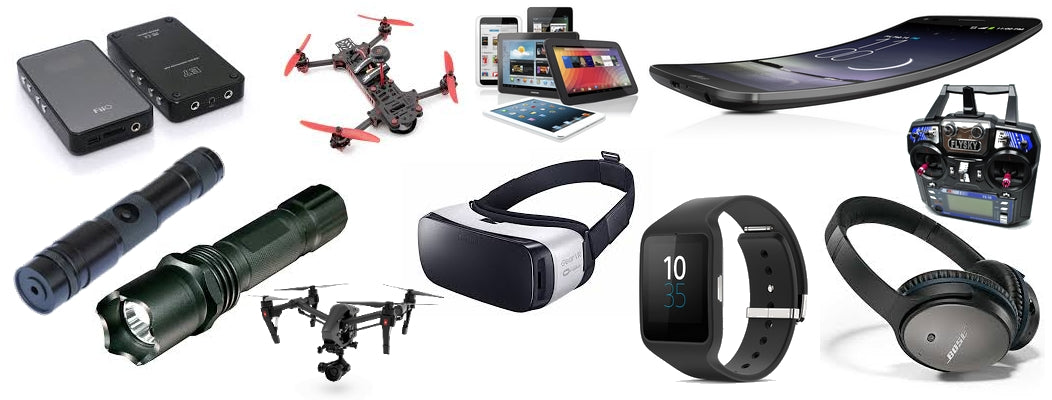 Audio, Headphones, Mobile, Smart Watch, Drone, FLAC, Laser, Torch, LED, VR, Tablet, Computer, Gadget, Tech