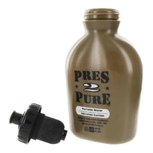 Water Filter - Press to Pure Canteen (approximately 1 quart)