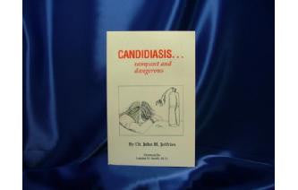 Book - Candidiasis - by Dr. John H. Jeffries