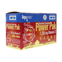 Power Pak - Raspberry - 1 box (32 packets)
