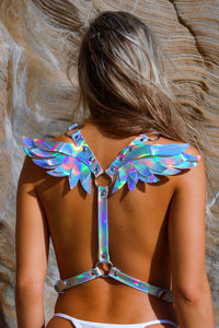 Earth Angel Harness - Holographic