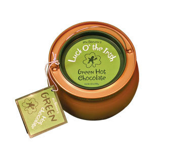 An image of McStevens' Pot of Gold hot chocolate novelty gift.