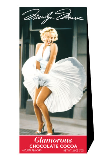 Marilyn Monroe Glamorous Cocoa (2.5 oz Tent Box) (CLOSEOUT - BEST BY OCT 2021)