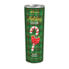 McSteven's Traditional Holiday Plaid Salted Caramel Cocoa (5.5oz Oval Tin)