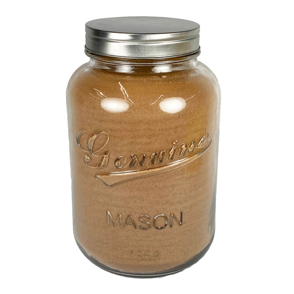 Bulk Five Pound Mason Jar Chocolate Cocoa