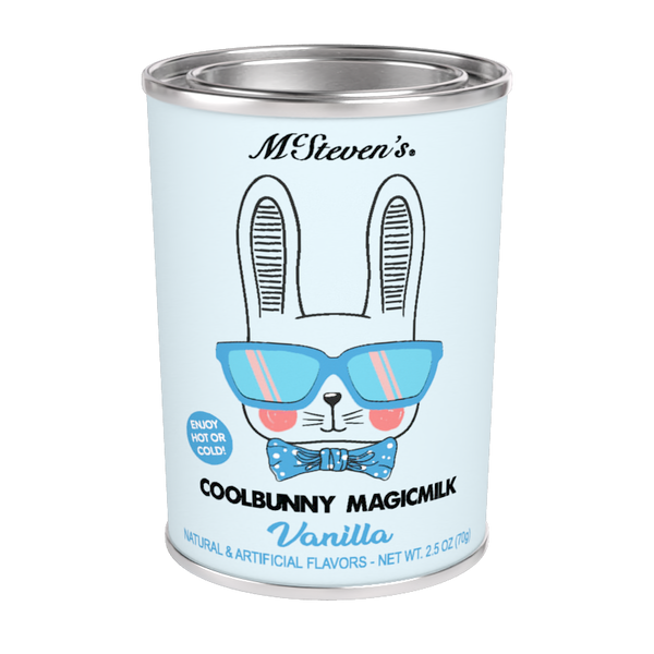 Cool Bunny Vanilla Magic Milk Mixer (2.5oz Oval Tin)