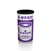 College Colors Kansas State Colorful Purple Hot Chocolate (7oz Round Tin) (CLOSEOUT - BB NOV 2020)