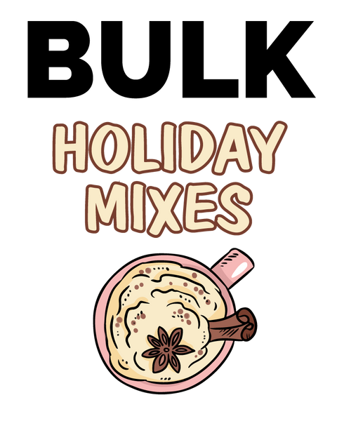 Bulk - Holiday Mixes - Assorted Flavors & Sizes