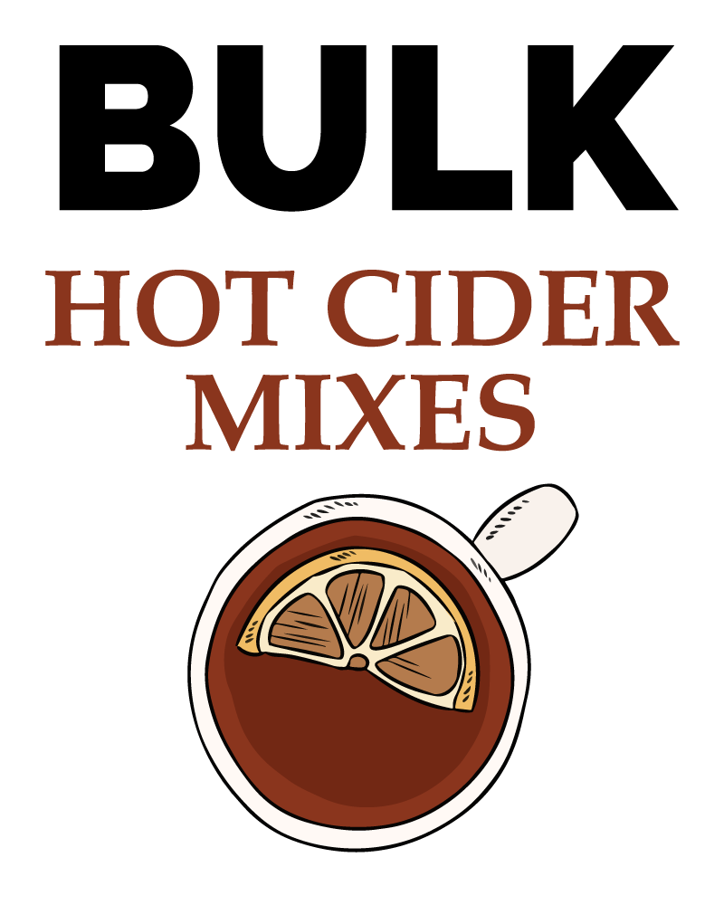 An image of McStevens' hot cider mix.