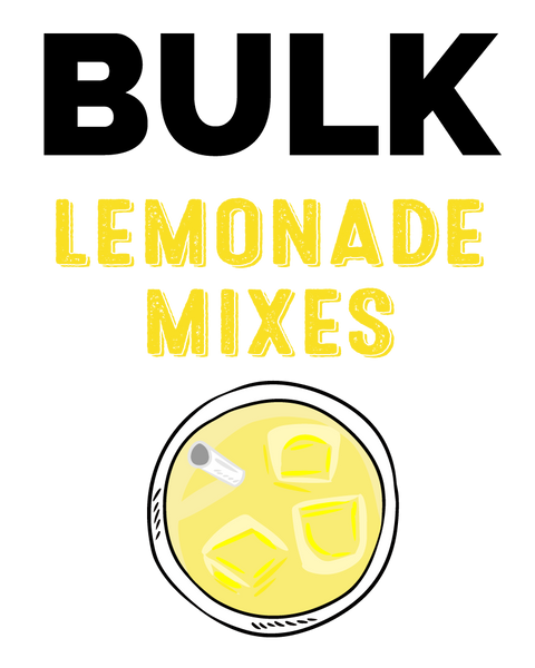 Bulk - Lemonade - Assorted Flavors & Sizes