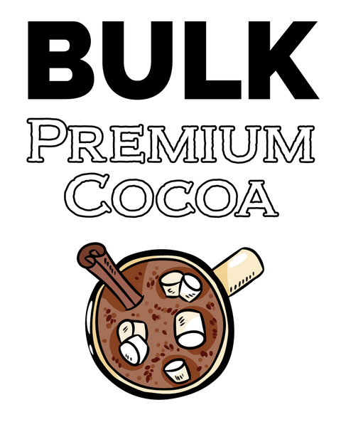 An image of McStevens' premium cocoa mix.