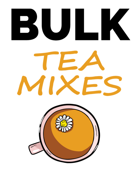 An image of McStevens' bulk tea mix.