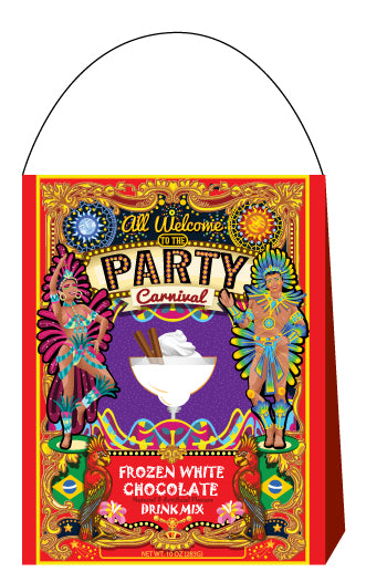 Carnival 10 oz Party Bag Mix - Frozen White Chocolate Drink