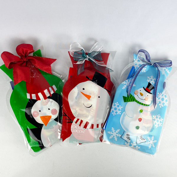 Christmas Packet Gift Bag
