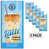 Coffeehouse Coolers - French Vanilla Latte (Five 1.25 oz Packets)