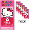 Hello Kitty® Colorful Pink Hot Chocolate (Five 1.25oz Packets)