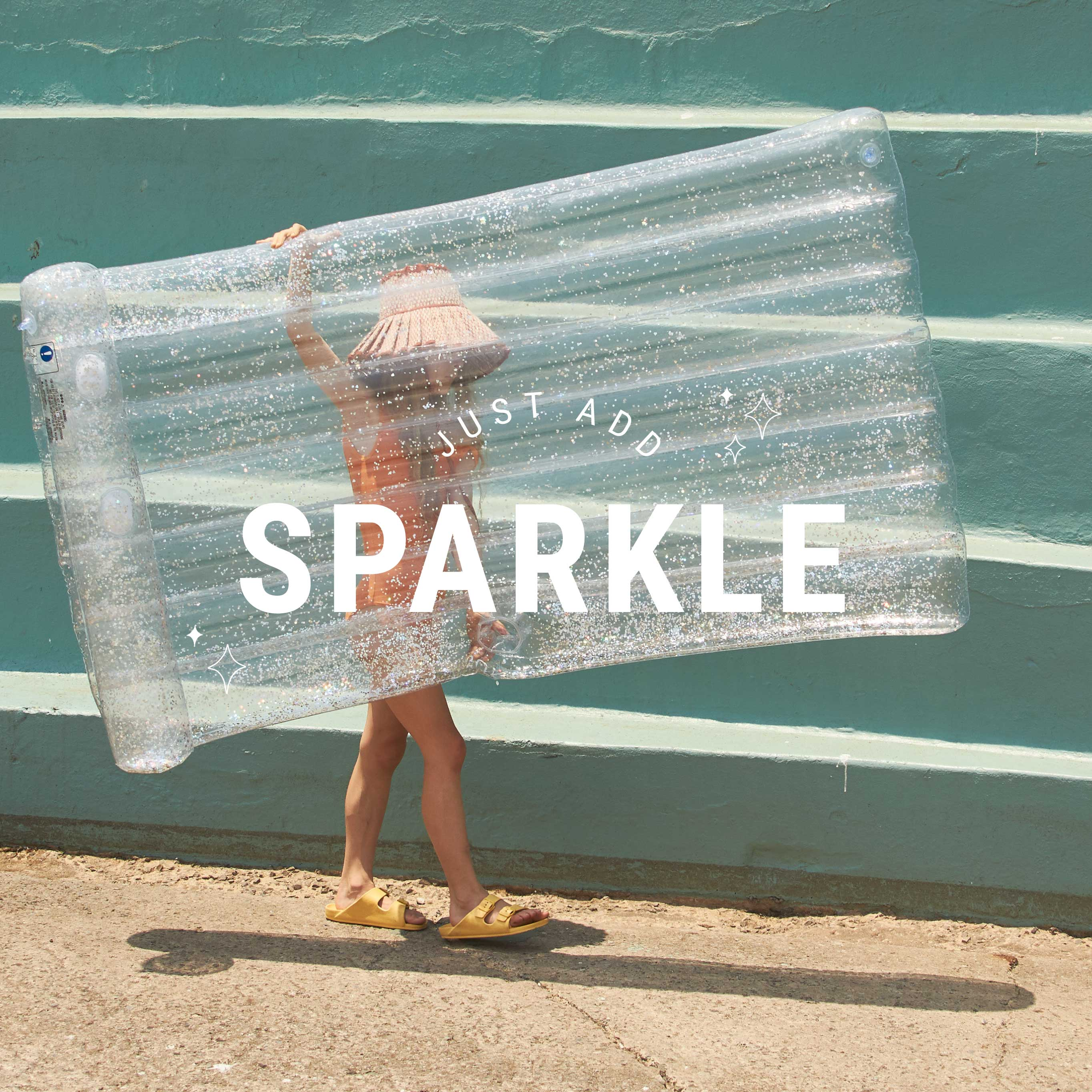 Just add Sparkle