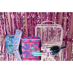 Travel Bag Set Large | Electric Bloom