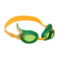 Sunnylife | Shaped Swimming Goggles 3-9 | Croc