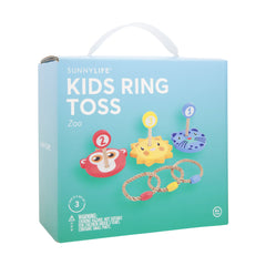 Sunnylife | Kids Ring Toss | Zoo