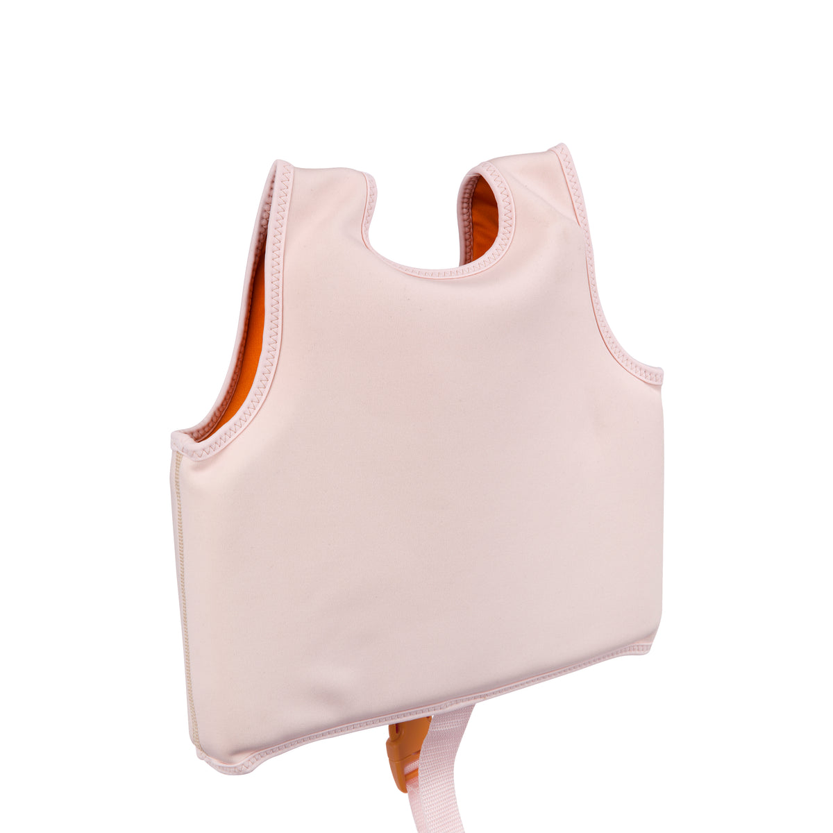 Swim Vest 1-2 Years | Desert Palms - Powder Pink