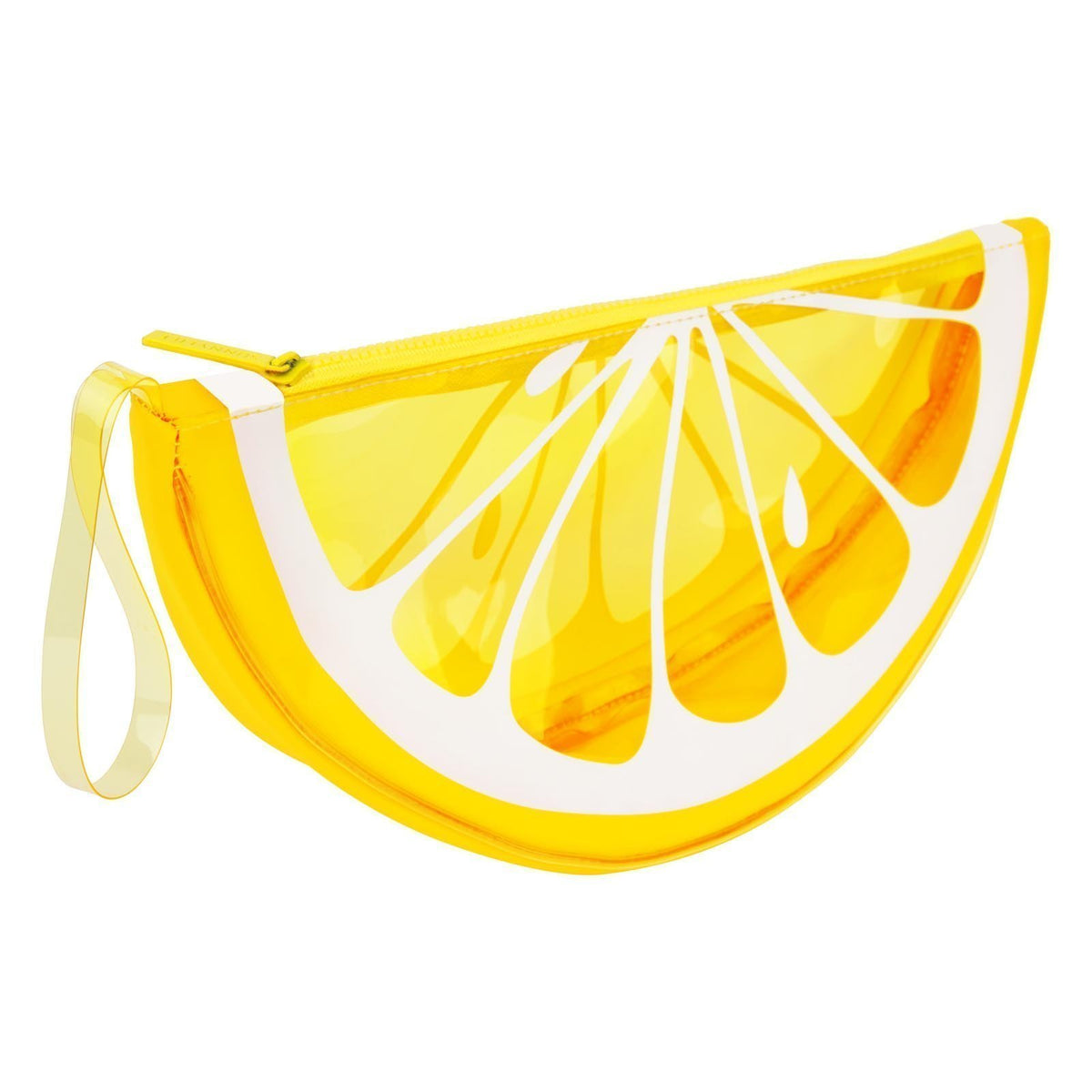 Sunnylife | See Thru Clutch | Lemon