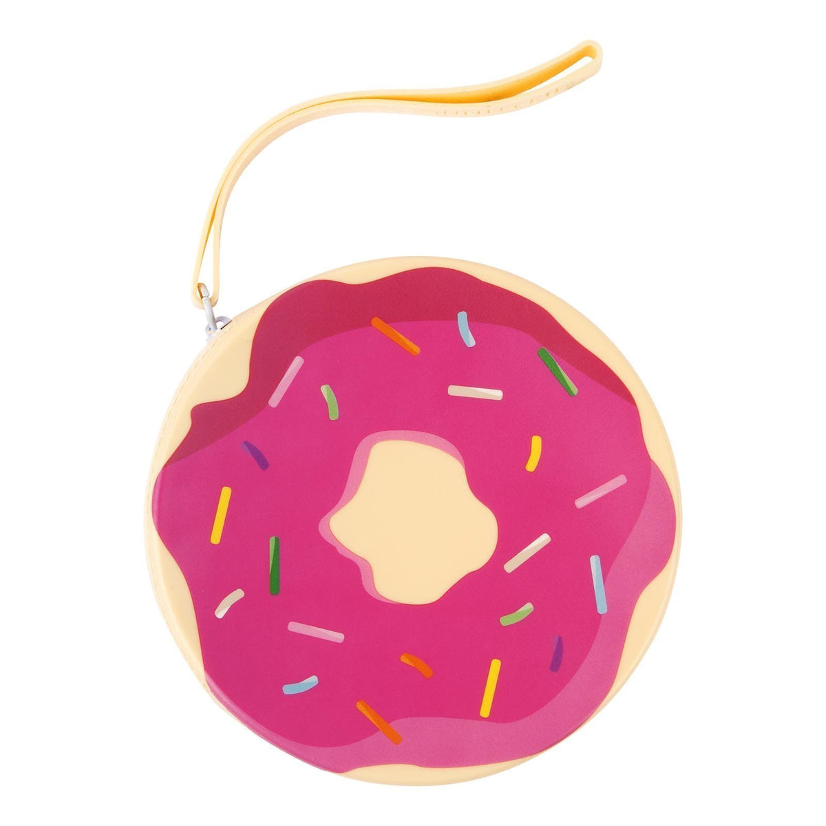 Sunnylife | Silicone Coin Pouch | Donut