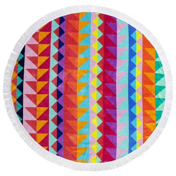 Sunnylife | Round Towel | Tangalle