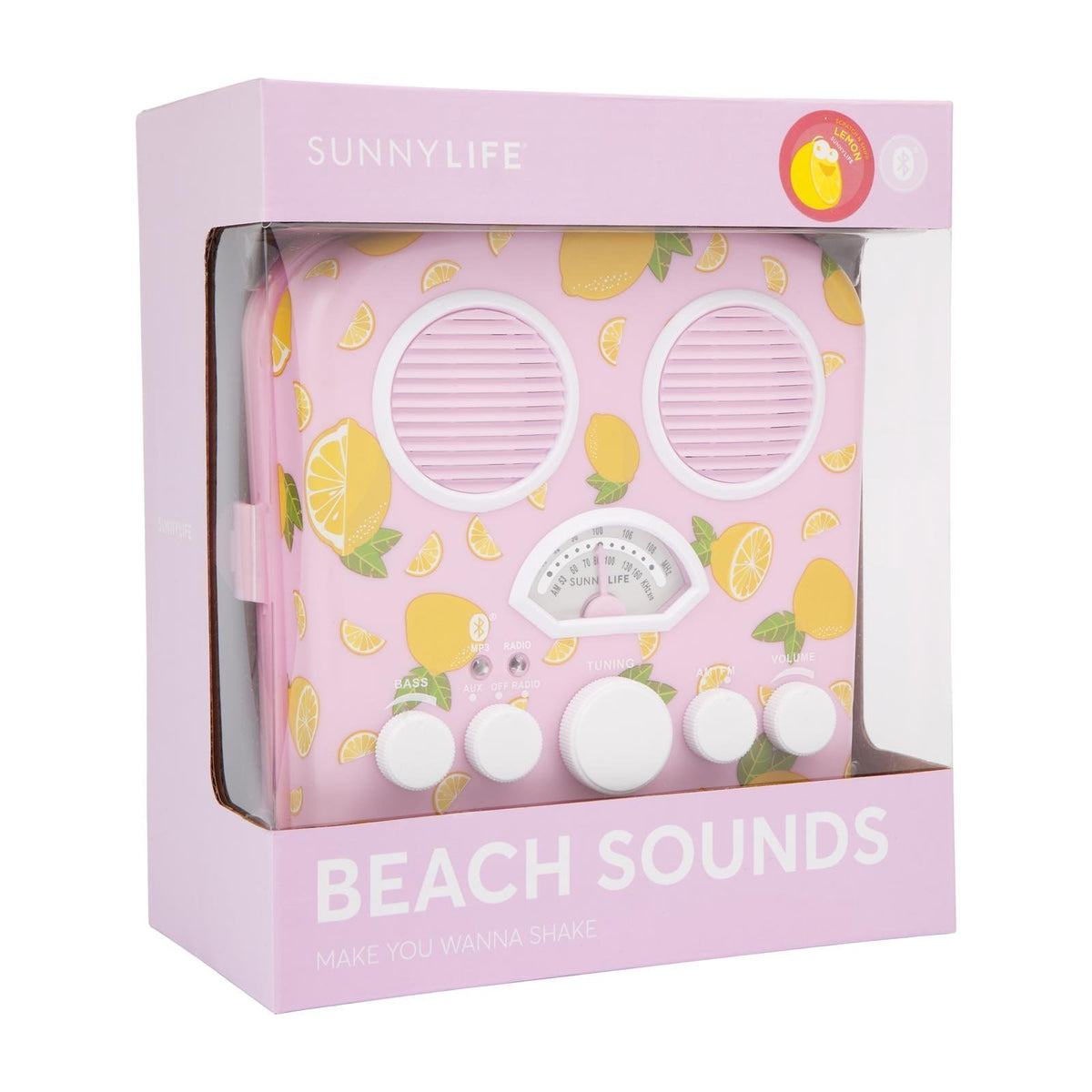 Sunnylife | Beach Sounds | Lemon