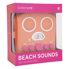 Sunnylife | Beach Sounds | Apricot