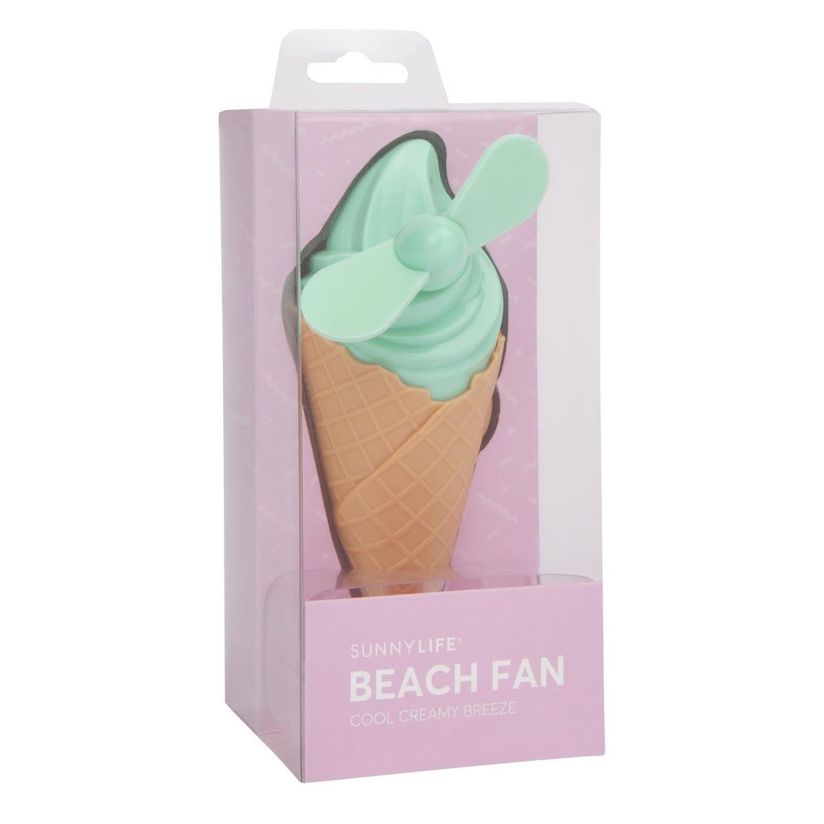 Sunnylife | Beach Fan | Ice Cream Mint
