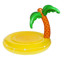 Sunnylife | Twin Round Float | Tropical Island
