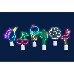 Sunnylife Flamingo Neon Light Large UK