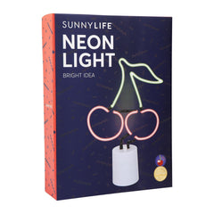 Sunnylife Cherry Neon Light Large UK