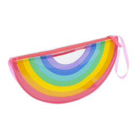 See Thru Clutch | Rainbow