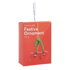Sunnylife | Festive Ornament | Cherry