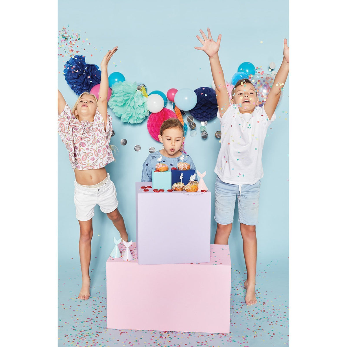 Sunnylife | Party Hats | Mermaid | Sunnykids