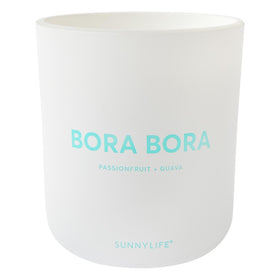 Scented Candle | Bora Bora - Large