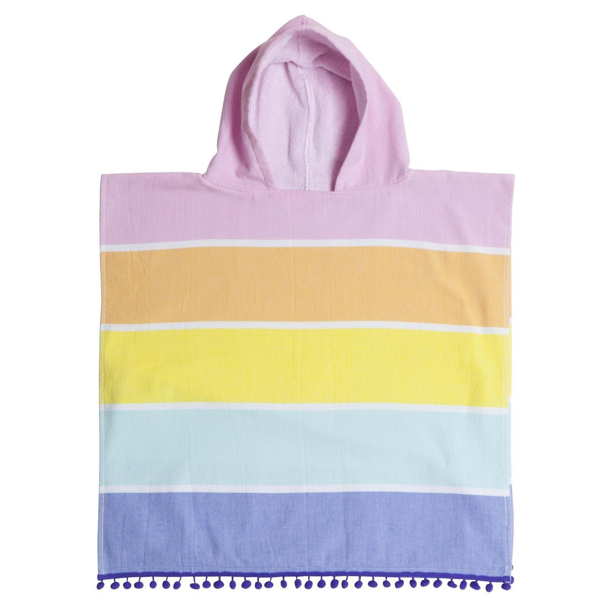 Sunnylife | Kids Hooded Fouta Towel | Palm Springs