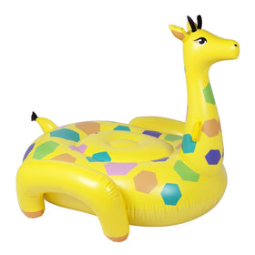 Luxe Ride-On Float | Giraffe