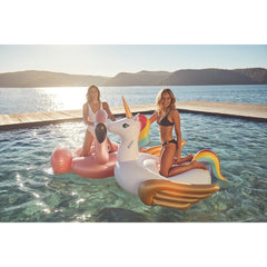 Sunnylife | Luxe Ride-On Float | Unicorn