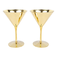 Sunnylife | Cocktail Martini Glasses | Monteverde