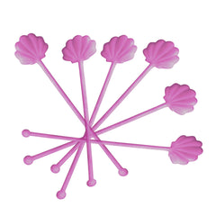 Sunnylife | Cocktail Stirrers | Shell